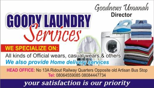 Goody Laundry Services