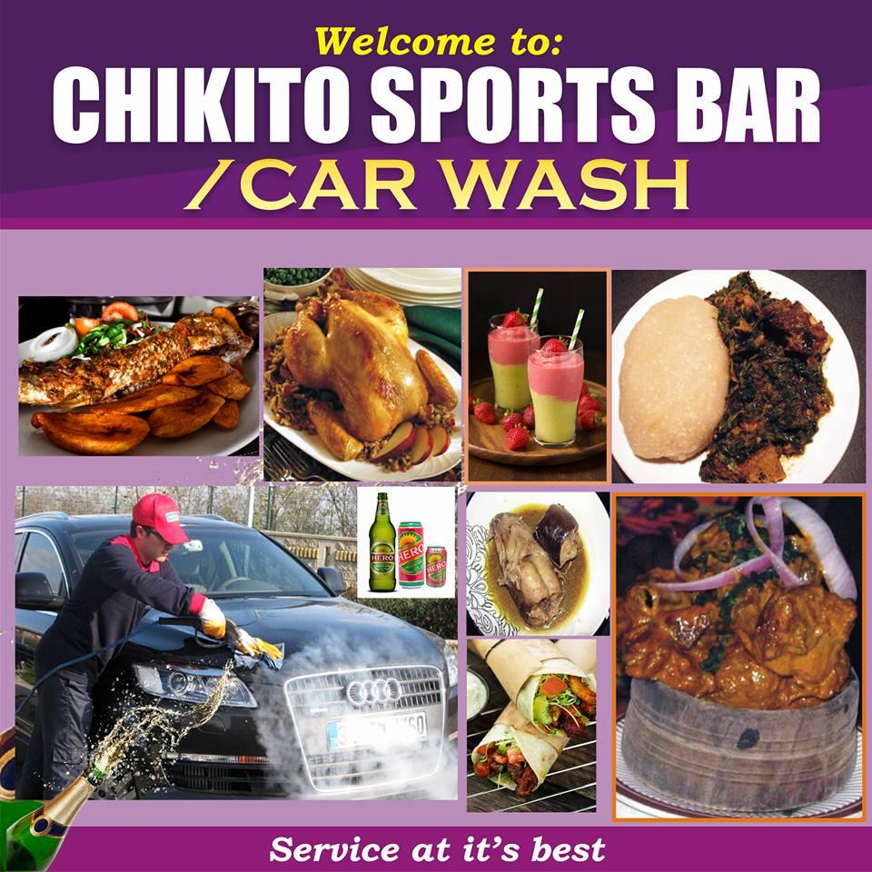 Chikito Sports Bar and Car wash