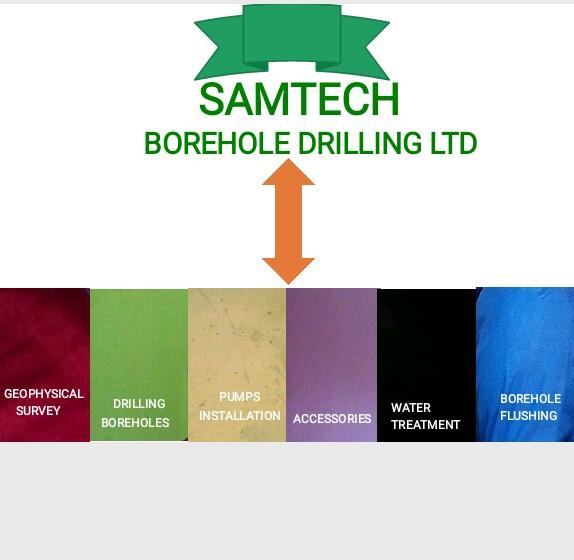 SAMTECH BOREHOLE DRILLING LTD