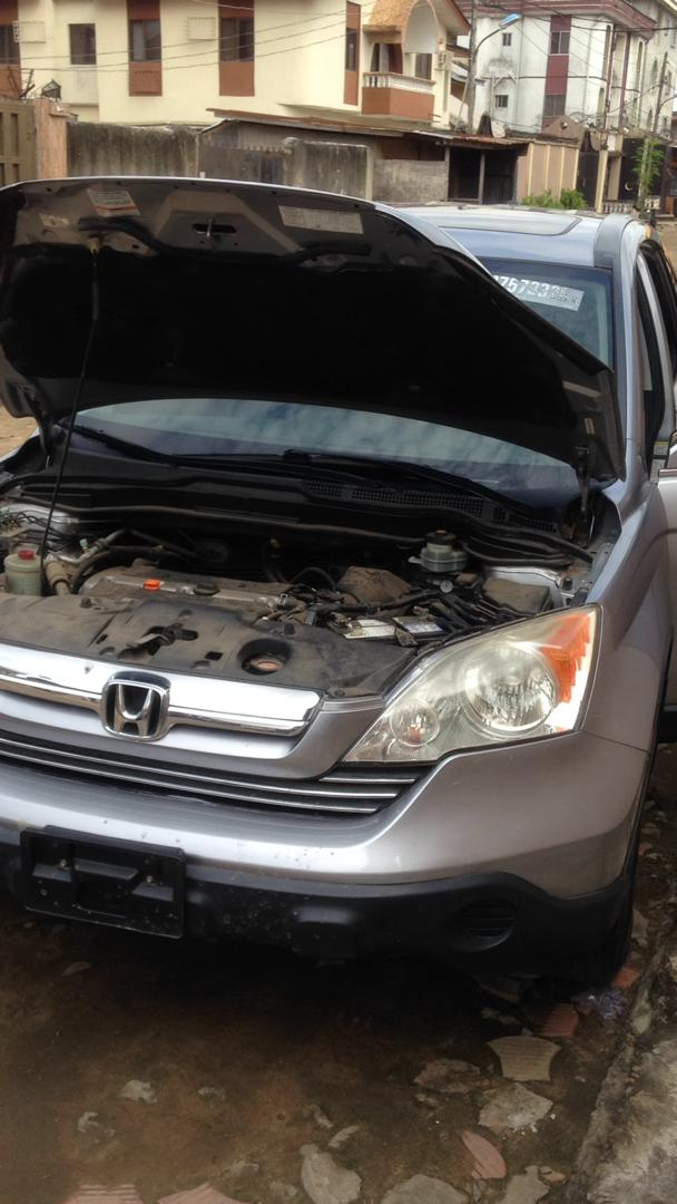 Honda CRV 2008 Car for sale